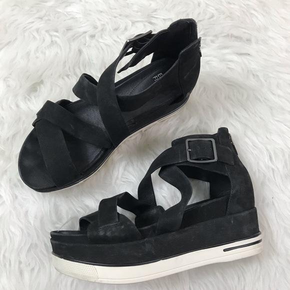 Eileen Fisher Boost platform sandals